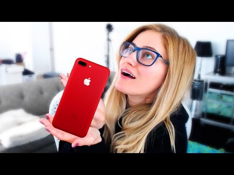 Thumbnail: Red iPhone 7!!??