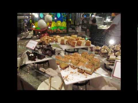 Food onboard carnival cruise ships youtube for Cruise ship with best food