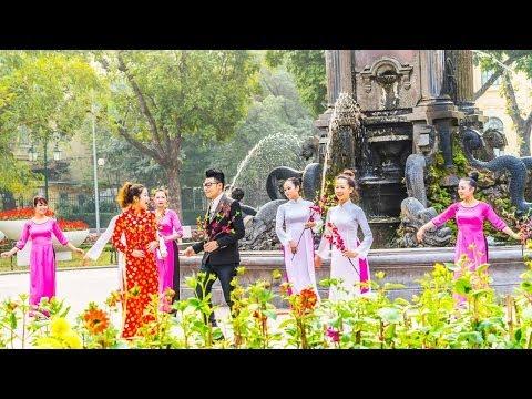 Hanoi behind the scene TV Movie Vietnam