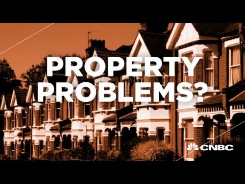 Slamming The Brakes On London Property Growth | CNBC International