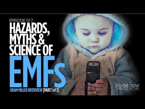 Hazards, Myths, and Science of EMFs: Oram Miller Interview Part-1/3 [HD]
