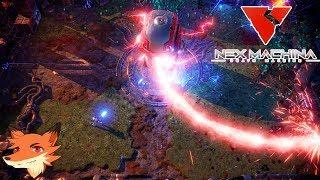 Nex Machina [FR/4K] Un gameplay maitrisé accompagné d