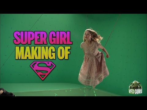 Supergirl (TV Series ) - Behind The Scenes - The CW