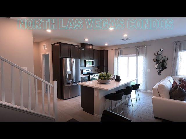 Roxbury by Lennar at Valley Vista | Condos For Sale North Las Vegas | Saratoga Tour | 333k+ | 1786sf