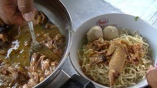 Jakarta Street Food 346 Wonogiri Meatball H Juari H Gepeng Lemon Juice Mie Ayam Baso Wonogiri