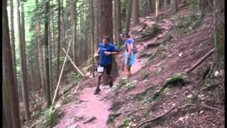 2012 Kneeknacker Ultra Marathon - Super-Duper Pre-Sweep Crew race perspective