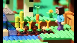 The Farm - LEGO Minecraft - Stop Motion