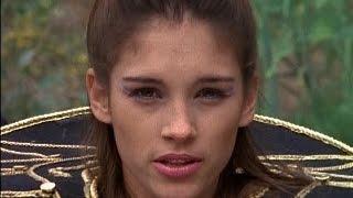 Mighty Morphin Power Rangers - Kimberly as Rita Repulsa (Amy Jo Johnson)