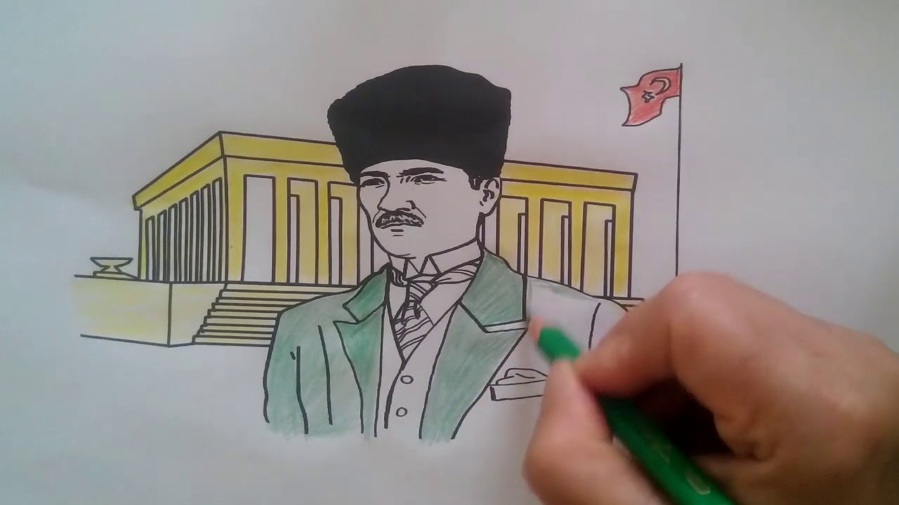 10 Kasim Ozel Boyama Youtube