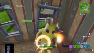 Sweaty player | #FearChronic | Vbuck giveaway | Fortnite