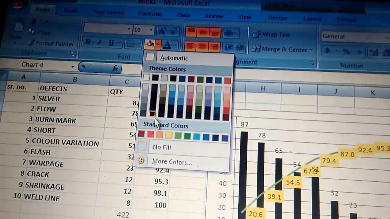 Pareto chart training in hindi youtube pareto chart training in hindi geenschuldenfo Image collections