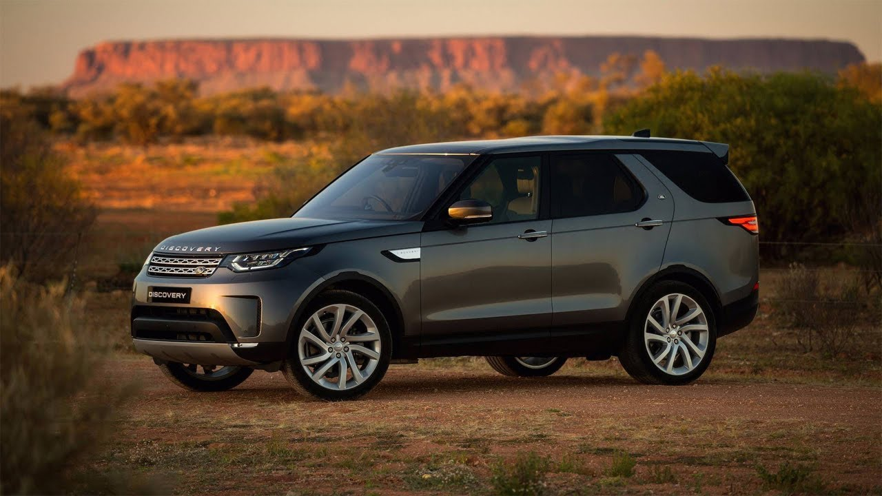 2021 Land Rover Discovery Sport New Concept