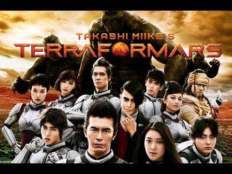 Terra Formars - Original Trailer HD (Takashi Miike, 2016)
