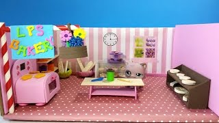 DIY LPS or MLP Doll Bakery