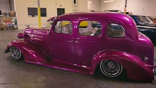 1936 Chevrolet Standard By Juan Carillo - Lowrider Roll Models Ep. 28