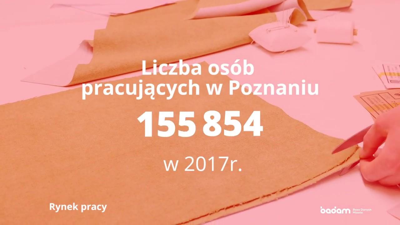 Rośnie bezrobocie w Poznaniu