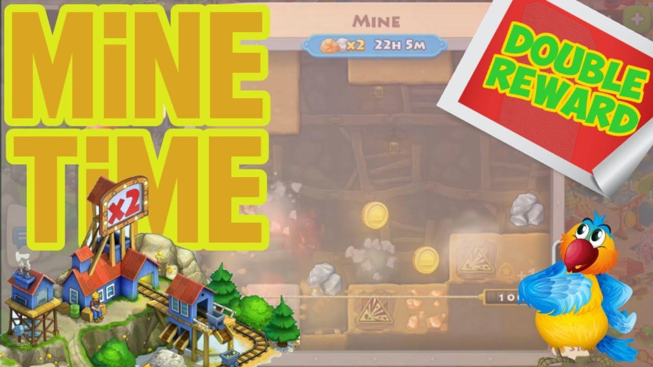 Mine Time | Double Reward