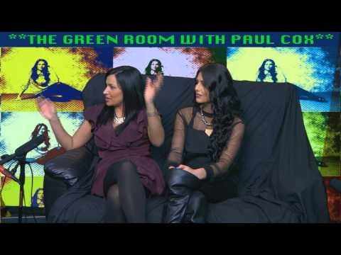Hazel Kaneswaren & Kacy Smith Eurovision  2014  hopefuls on Cavan tv