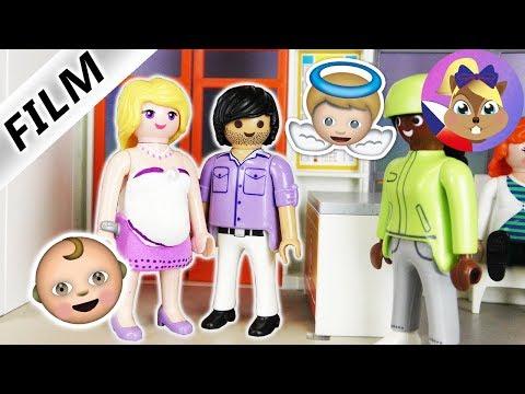 Playmobil příběh | Next Top Model | Těhotná Romy a Raul u lékaře | Bude dítě  chlapec nebo děvče?
