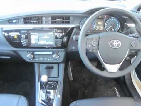 Used Toyota Corolla For Sale >> 2015 TOYOTA COROLLA 2002 - ON COROLLA 1.8 EXCLUSIVE CVT Auto For Sale On Auto Trader South ...