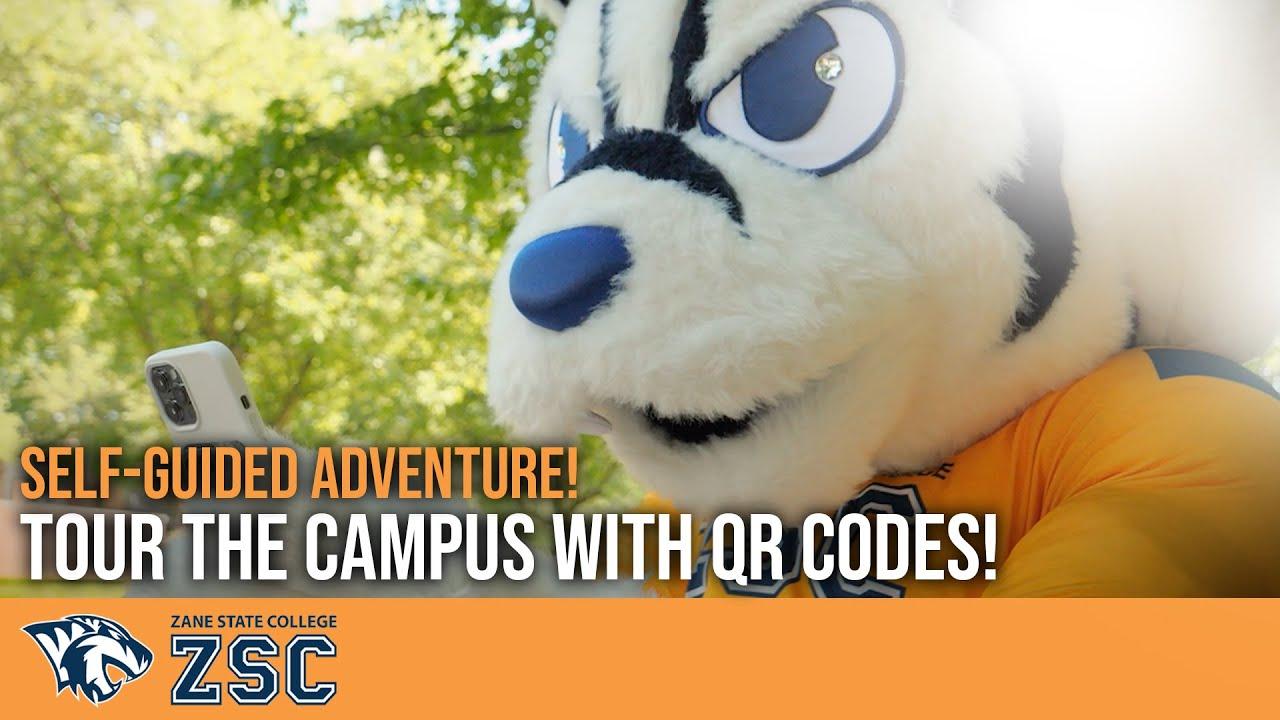 Zane State College: QR Code Tour