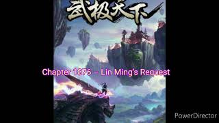 MARTIAL WORLD Chapter 1876 – Lin Ming's Request