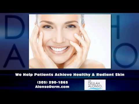 Coral Gables Florida Dermatologist - Delilah Alonso MD