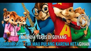 Gambar cover GOYANG NASI PADANG  - CHIPMUNK VERSION (official Lyric)
