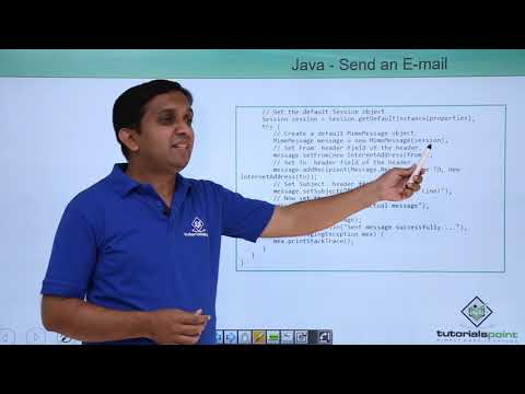 Java - Send Email