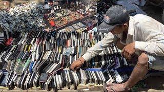 Khám phá Chợ  trời Nhật Tảo đồ cũ lớn nhất Sài Gòn