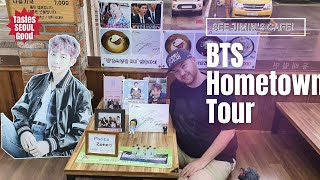 Must Visit Places for BTS ARMY…