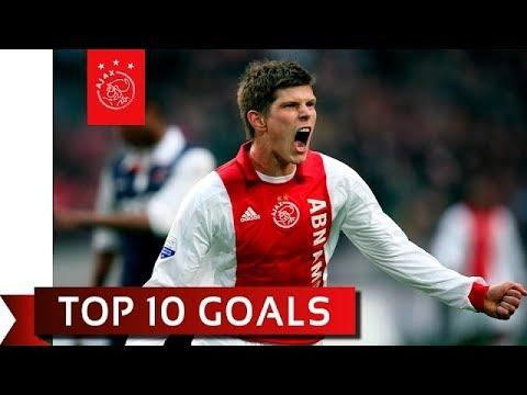TOP 10 GOALS - Klaas Jan Huntelaar