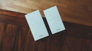 Jetzt mit 3D-Scanner: Sony Xperia XZ1 und XZ1 Compact - Unboxing (Deutsch)