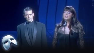 The Phantom of the Opera Part 1 (Brightman and Banderas) - Royal Albert Hall
