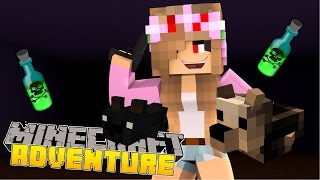 Minecraft-Little Carly-EVIL LITTLE KELLY POISONS BRIAN & BUTTONS!!