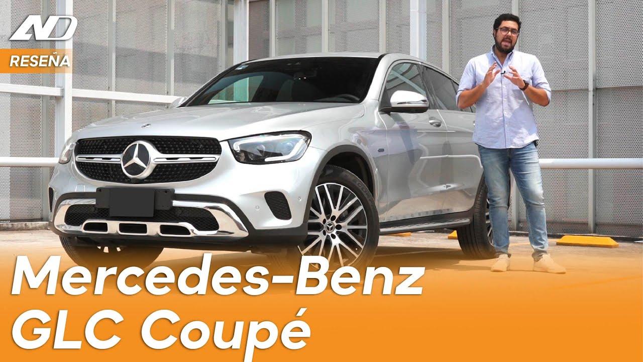 Mercedes-Benz GLC Coupe PHEV - Guapa, tecnológica y además gasta poco   Reseña