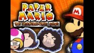 Game Grumps - Paper Mario TTYD - Jolene Voice