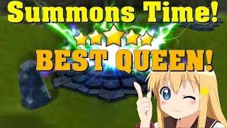 Summoners War - I summon him the BEST Queen!