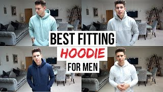Gambar cover BEST FITTING HOODIES FOR MEN IN 2018 | UNDER £30 (H&M, Asos, New Look, Pull & Bear)