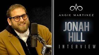 Jonah Hill Talks