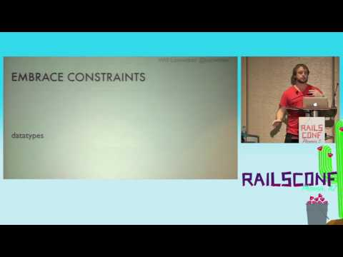 RailsConf 2017: Postgres at Any Scale by Will Leinweber