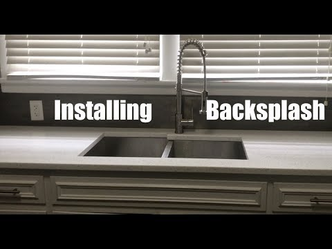 Do It Yourself Backsplash Peel Amp Stick Tile Kit Doovi