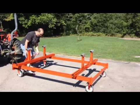 Martin Brother S Auto Body Cart Youtube