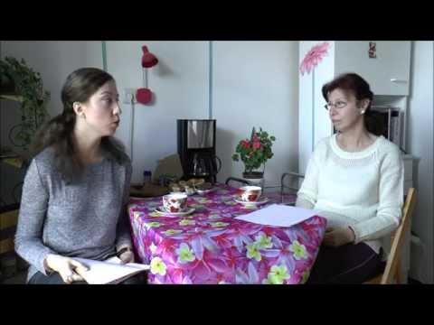 Видео с моей мамой, о переезде в Германию, ответы на вопросы Часть 1