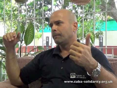 Cuba Solidarity Campaign interview with Gerardo Hernandez, Havana, 29 March 2015