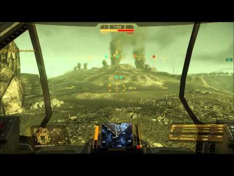 MechWarrior Online: Disconnected From Chat And Not Aware (Commando COM-2D)