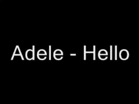Adele - Mix_Skyfall, rolling in the deep, set fire to the rain, hello, hometown glory