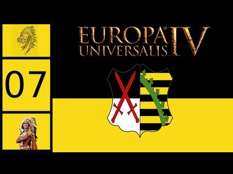 Europa Universalis: Emperor - Very Hard Saxony #7 - Double Incident |