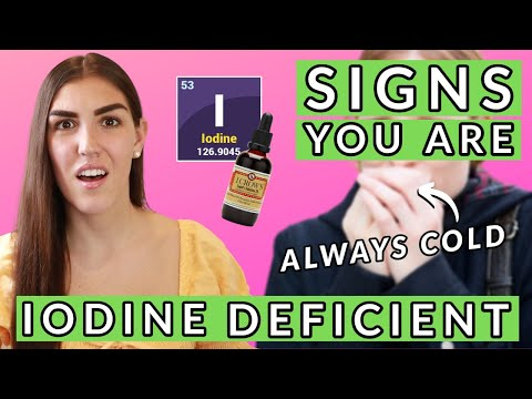 IODINE DEFICIENCY Is More Common Than You Think | Nutrients We Are NOT Getting Enough of (EP. 2)
