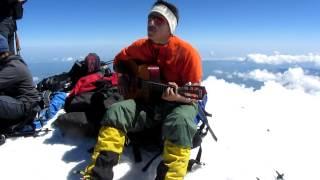 Концерт на вершине Эльбруса